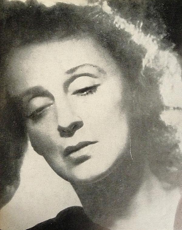 La grande attrice drammatica Veriko Andzhapanidze