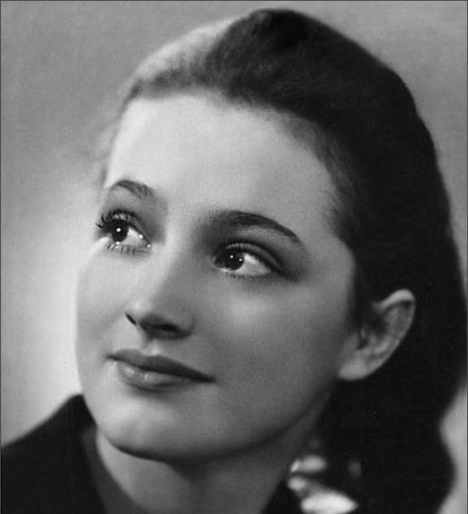Filmska igralka Ariadna Shengelaya