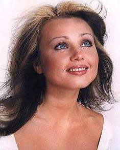 Glumica Irina Klimova biografija fotografija