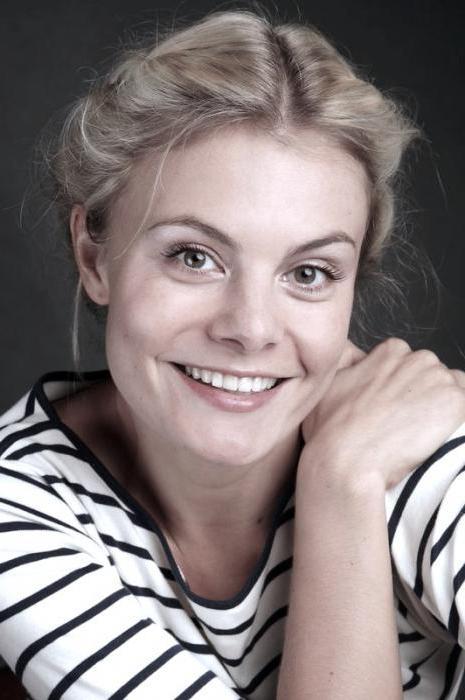 Attrice Natalia Butler