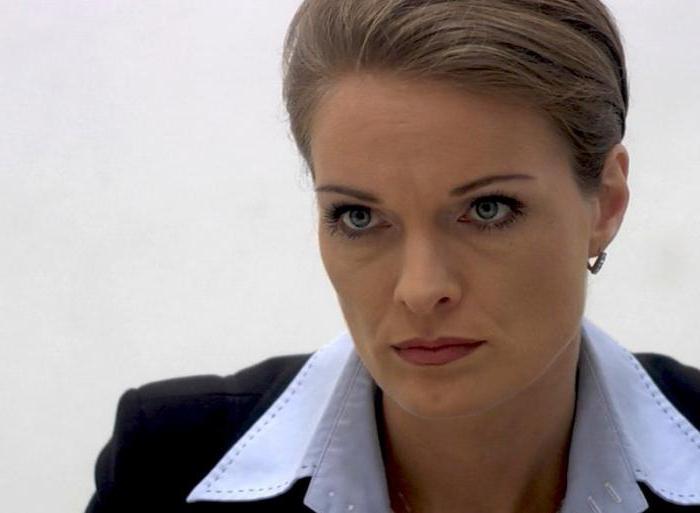 Olga Kolosova glumica