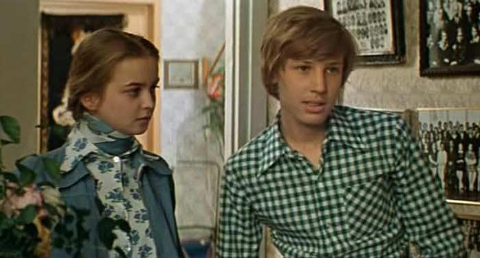 Natalia Vavilova nel film