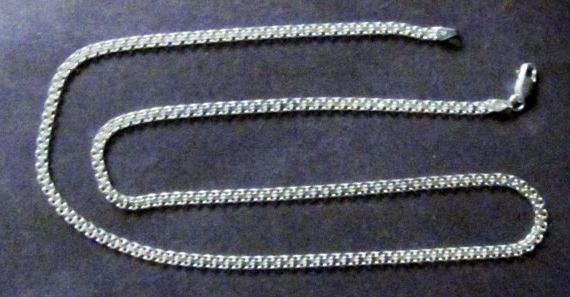 tessitura di argento Bismarck