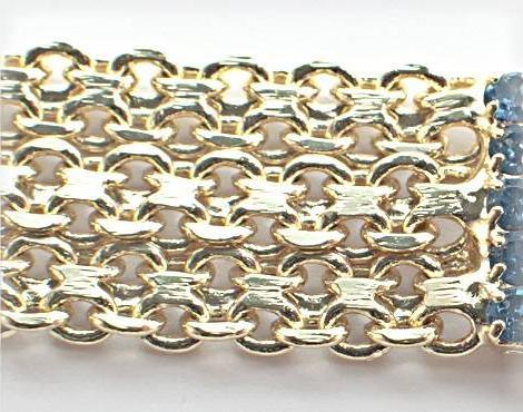 Bismarck Chain Weaving