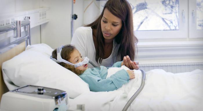 респираторна инсуфицијенција код деце