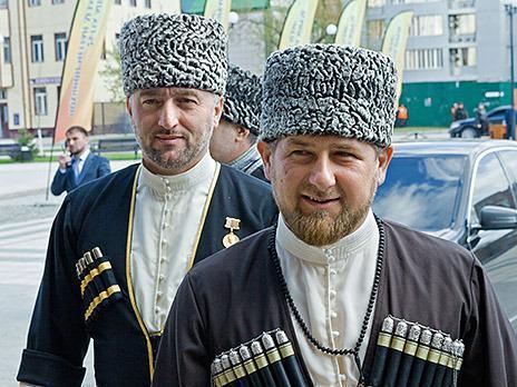 Delimkhanov Adam Sultanovich famiglia