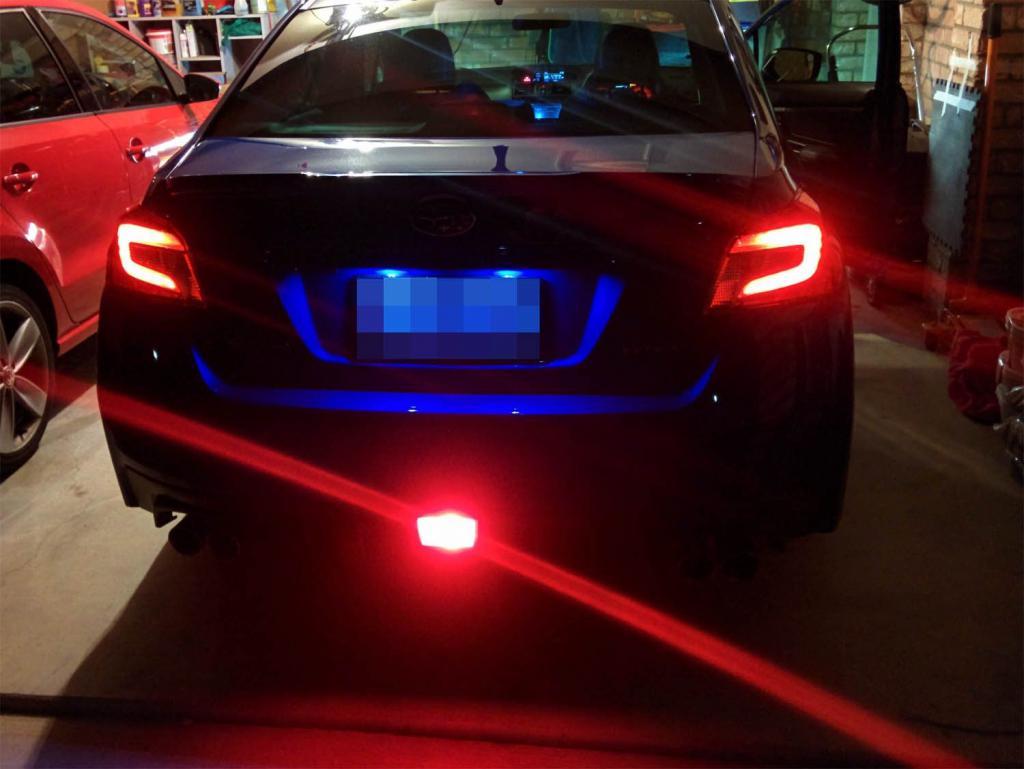 Видове стоп светлини за автомобили