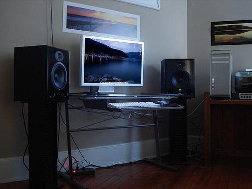 настройка на звука на компютър с Windows 7