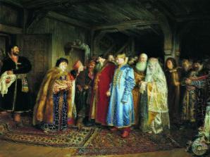 приемане на код на катедралата в Русия