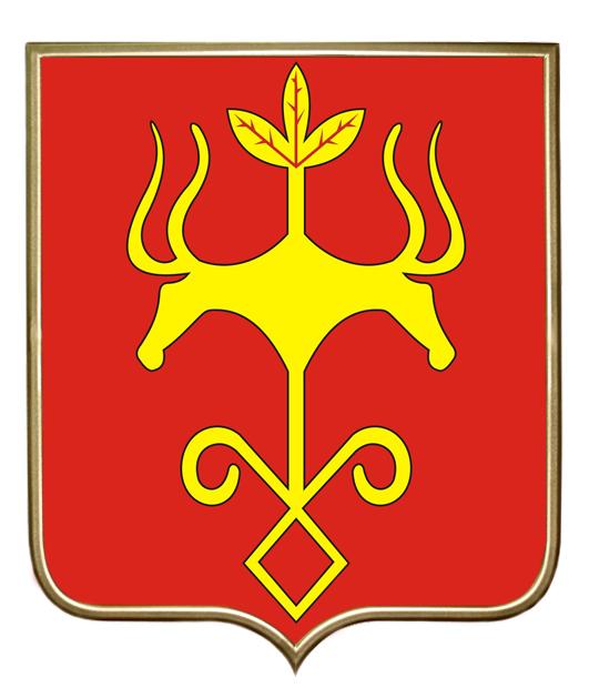 simboli della capitale della Repubblica di Adygea