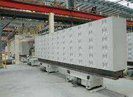 attrezzature per la produzione di blocchi di cemento cellulare