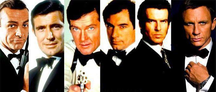 007 tutti i film sono elencati in ordine