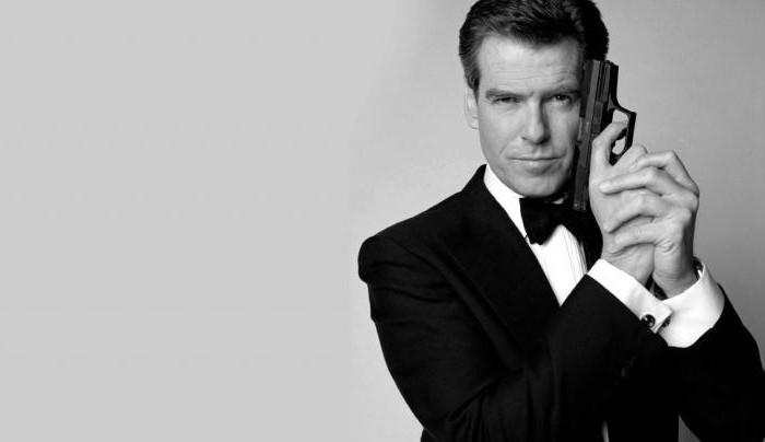 film sulla lista 007
