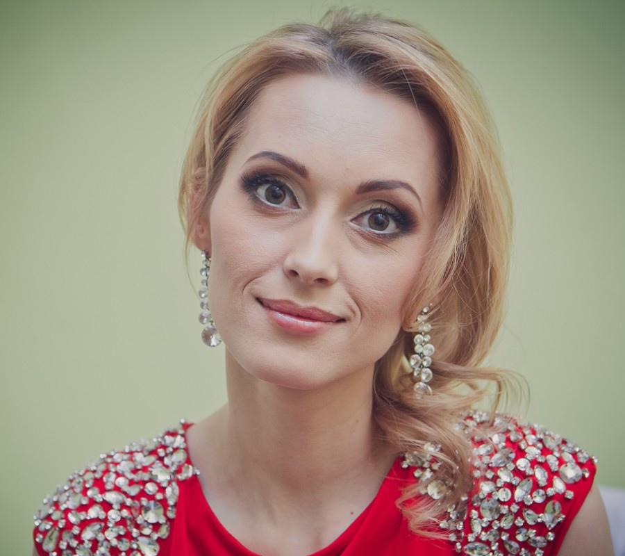 Aida Nikolaichuk nello show