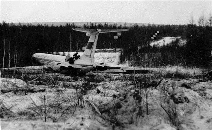 poslední havárie v Rusku