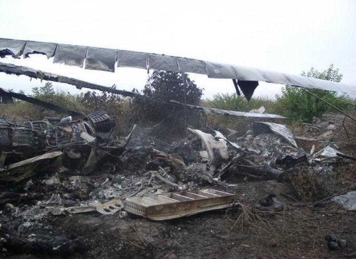 největší letecké havárie v Rusku