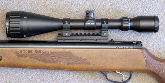 fucili ad aria compressa per la caccia come scegliere