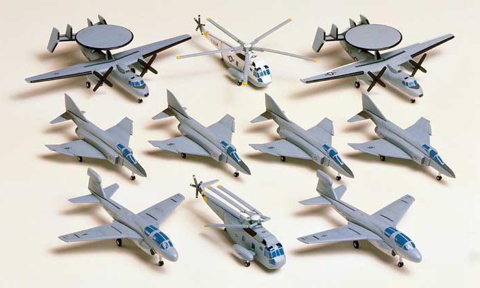 tipi di aeromobili