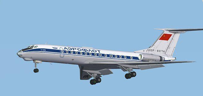 Aeromodelli Tu-134