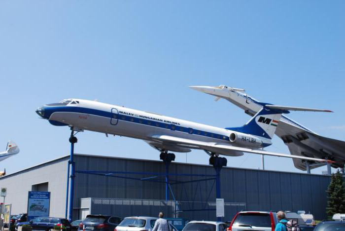 Tu-134.  Costo dell'aeromobile
