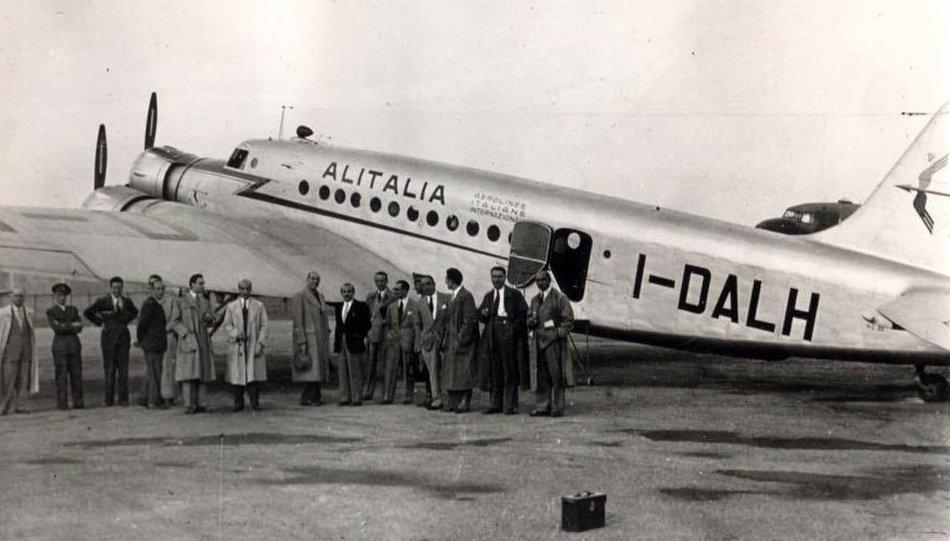 Алиталиа, 1947