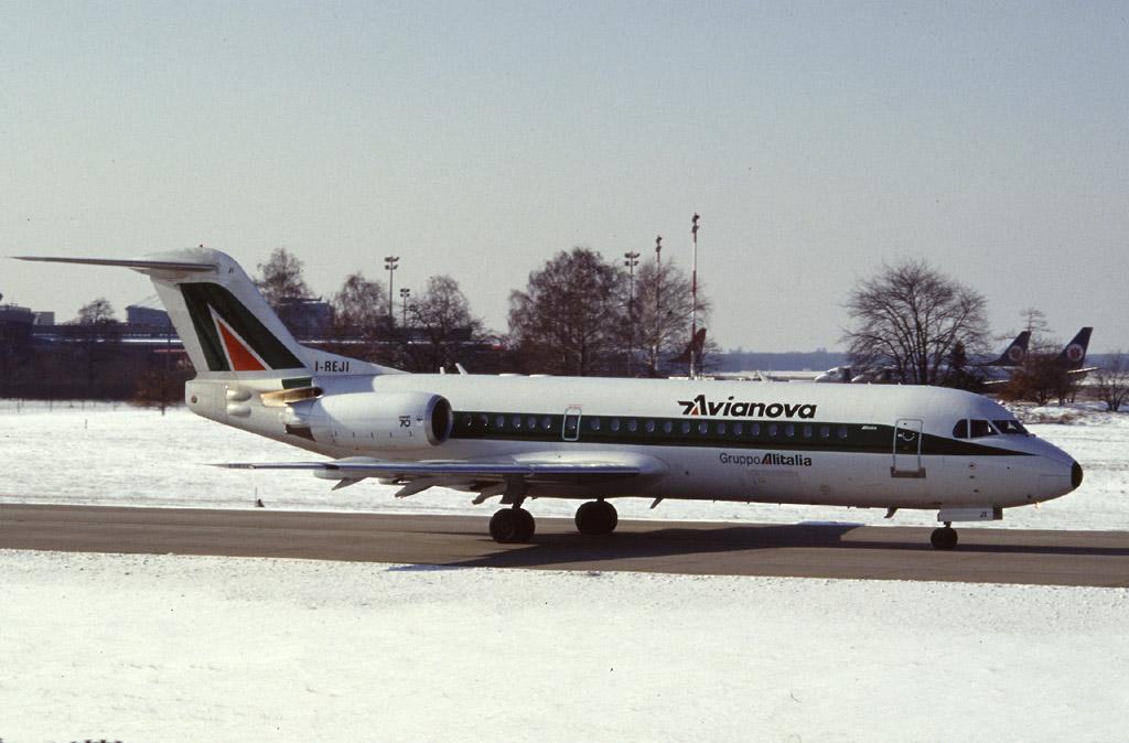 Италијански авиопревозници