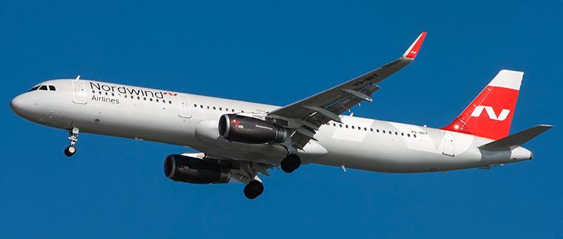 Samolot Nordwind