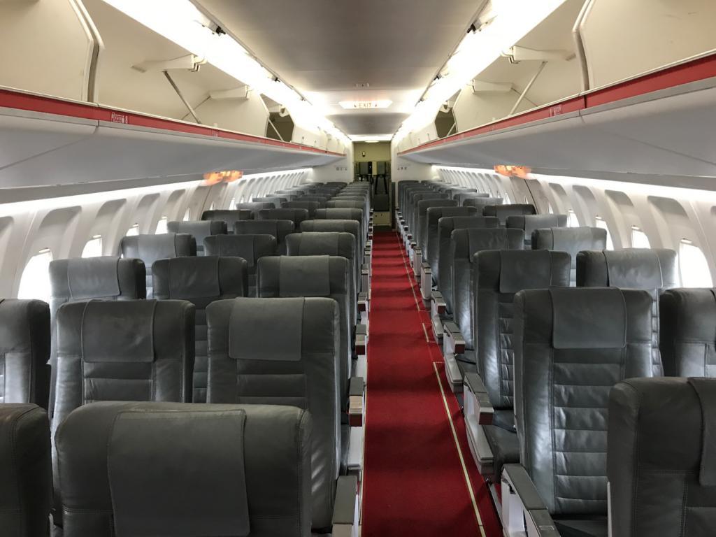 Salon Fokker 100