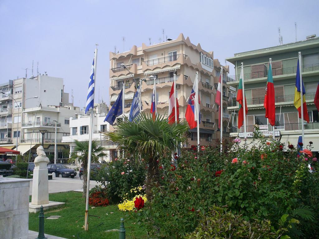 Alexandroupoli Řecko