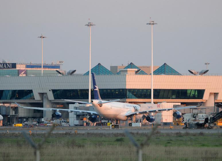 Aeroporto Fiumicino Terminal C