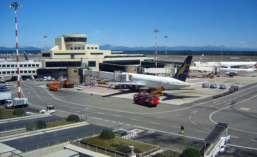 aeroporto di linate milano