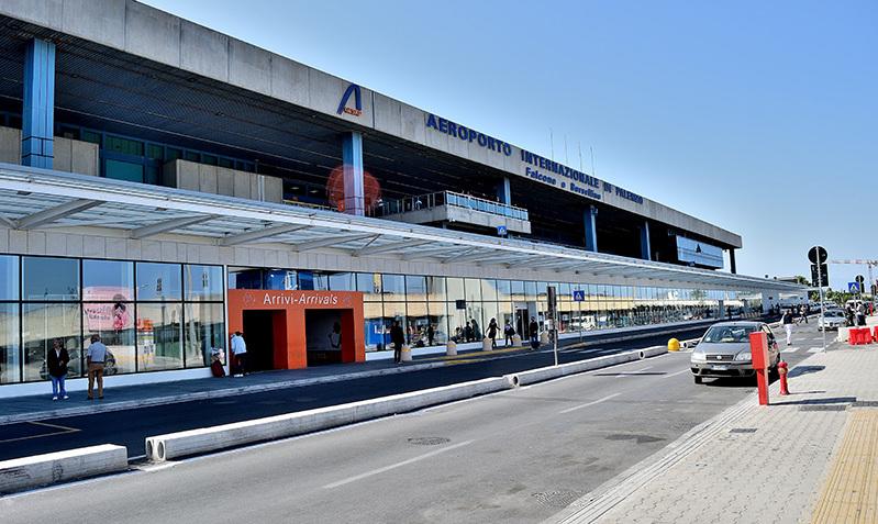 Sicilia: il nome dell'aeroporto internazionale di Palermo