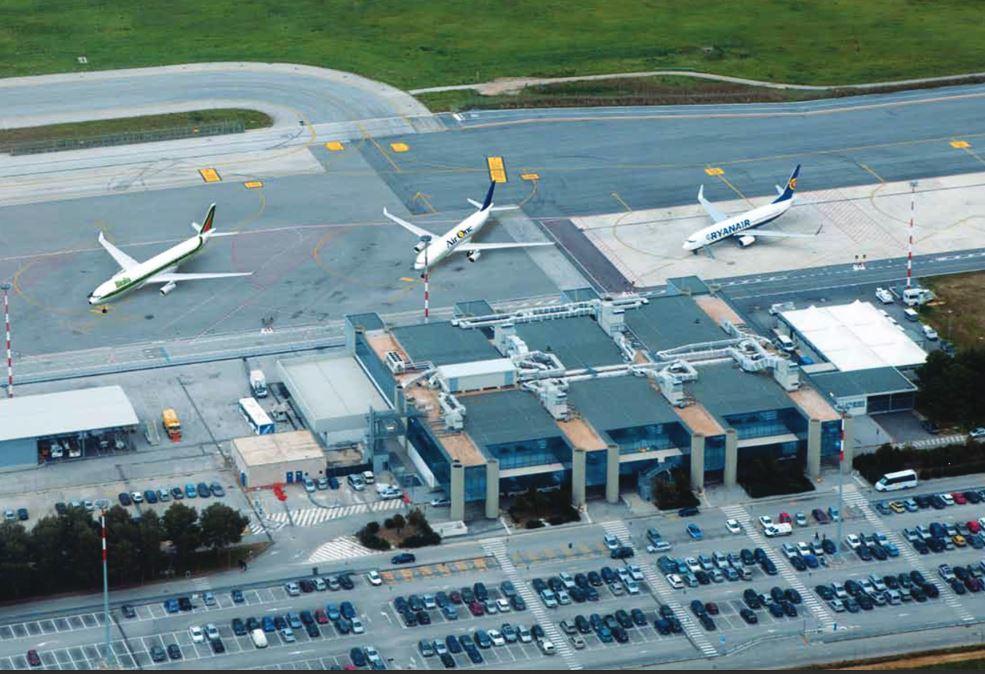 Sicilia: Aeroporto Internazionale di Trapani