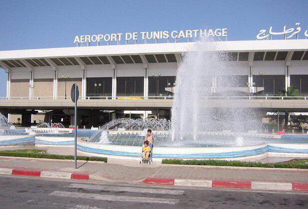 Тунис летища