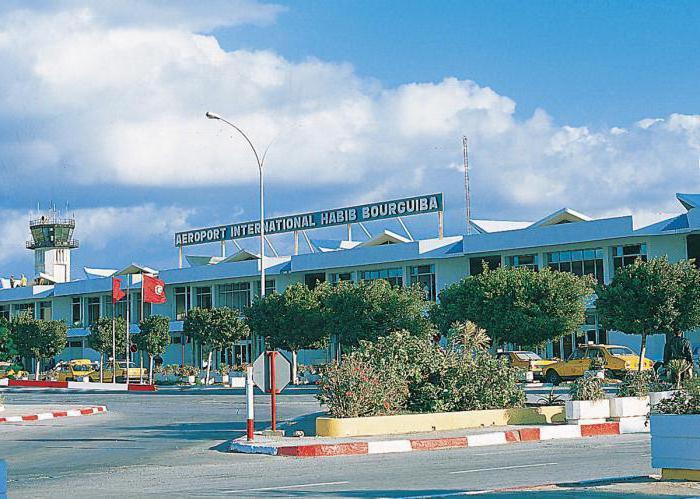 Летище Тунис в Монастир