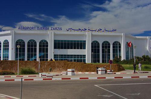 Летища Тунис