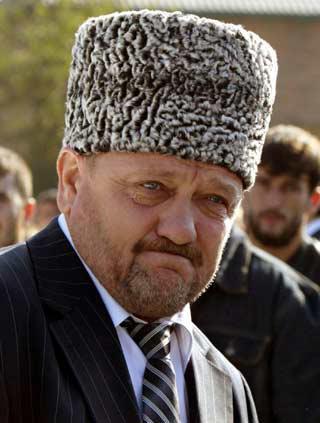 Akhmat Abdulkhamidovich Kadyrov