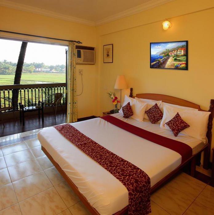Alagoa Resort 2 *: opis pokoju