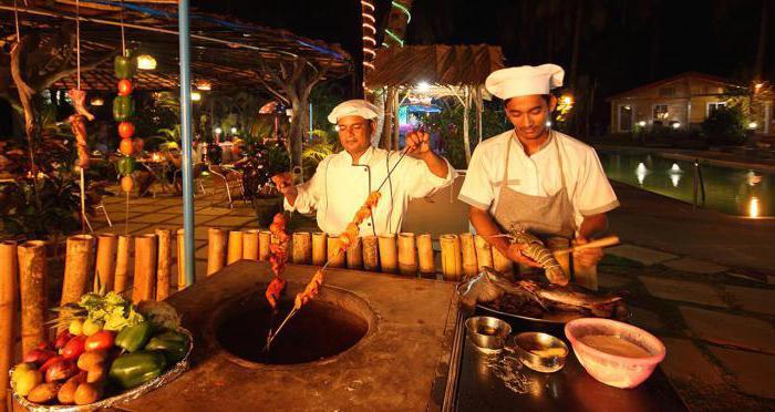 Alagoa Resort 2 jedzenie