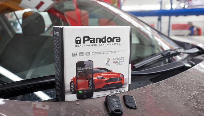 tuning pandora 3910