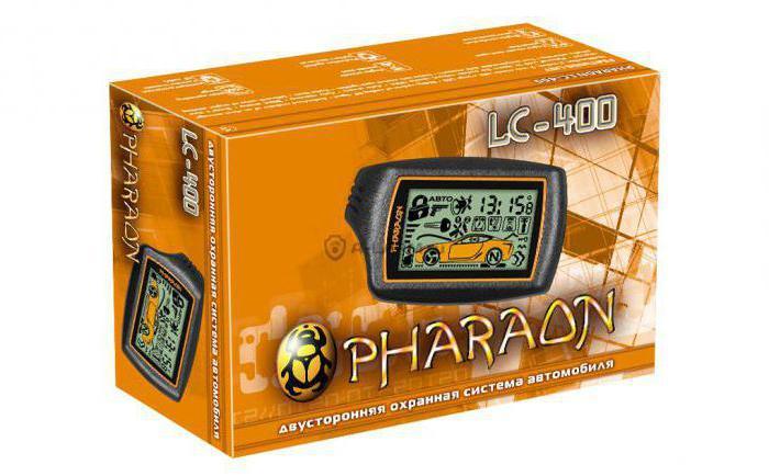 Alarm faraona z automatycznym uruchomieniem