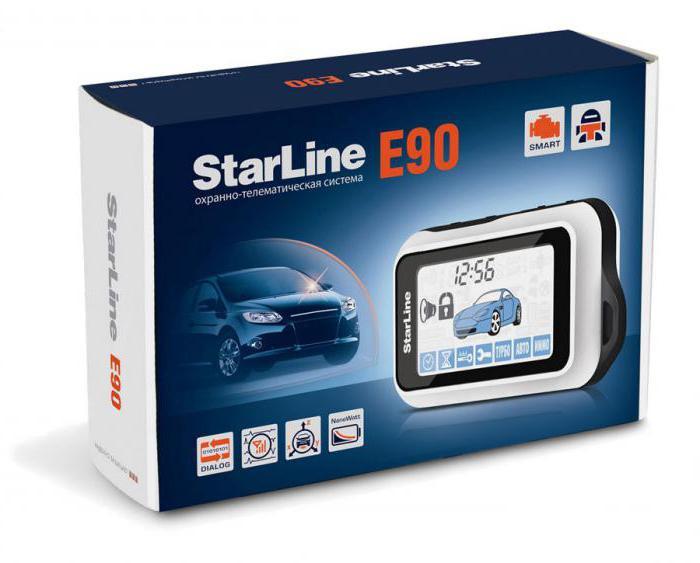 Starline E90 manuale