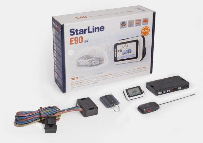 Alarm Starline E90