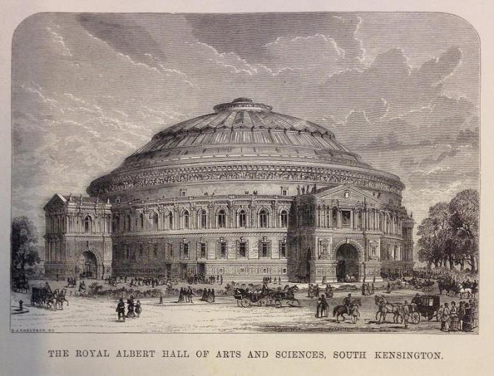 Albert Hall u Londonu