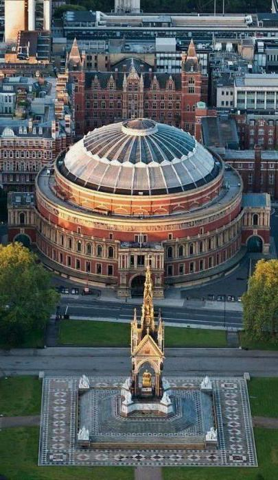 Albert Hall gdje se nalazi