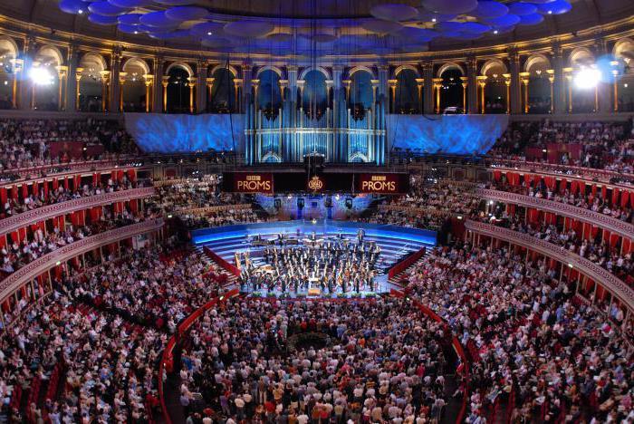 London Royal Hall Albert Hall
