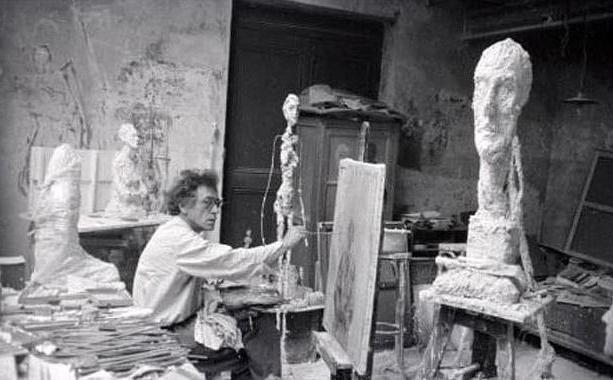 Alberto Giacometti slike