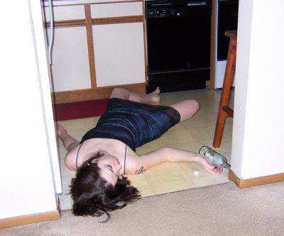 pomoč pri zastrupitvi z alkoholom