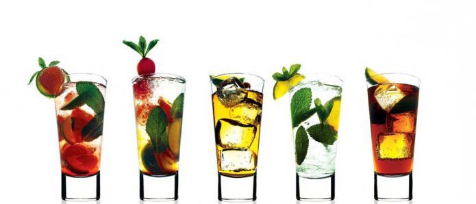 рецепти за алкохолне коктеле