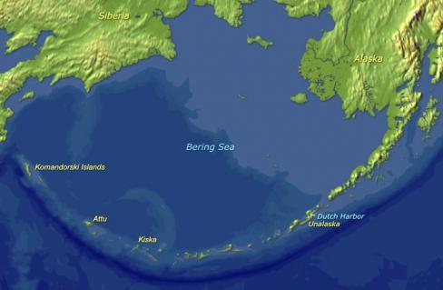 Алеутски острови